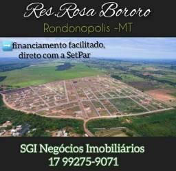 Parque Rosa Bororo -Rondonópolis MT