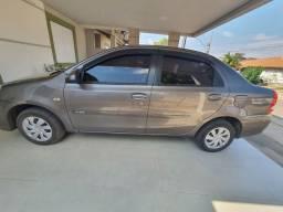 Título do anúncio: Etios sedan aut