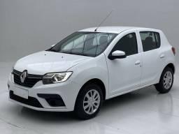 Título do anúncio: Renault SANDERO SANDERO Zen Flex 1.0 12V 5p Mec.