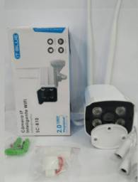 Câmera Ip Fullhd 1080p Wifi<br><br>