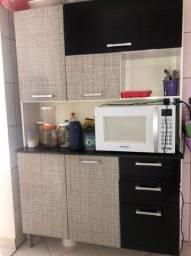 Armario de cozinha 5 portas e 3 gavetas
