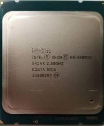 Processador Intel Xeon E5-2609 V2 Lga2011 2,50 Ghz 10mb LGa 2011