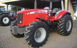 Trator Massey Ferguson MF 7140