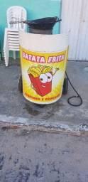 CARRINHO DE BATATA FRITA/FRITURAS