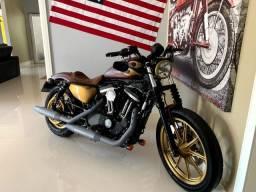 Motocicleta Harley-Davidson Skyrocker 2017 - Café Racer
