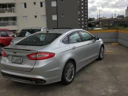 Ford Fusion 2.0 Titanium - Blindado - 2013