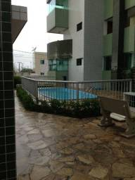 Belíssimo apartamento térreo no Geisel com piscina