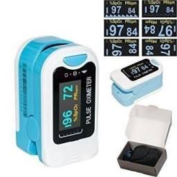 Super Promoção Oximetro da Contec com Graficos Modelo CMS50N visor Azul