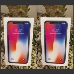 IPhone X 64g Novo / Lacrado