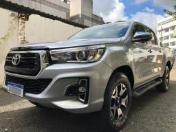 Toyota Hilux Cabine Dupla Hilux 2.8 TDI CD SRX 50th 4x4 (Aut) - 2019