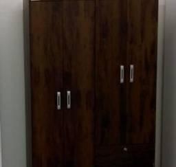 Vendo 10 guarda roupas semi novos, 4 portas, juntos ou separados