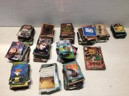 Vendo 1084 cards, cartões telefônicos e Revistas de coleção