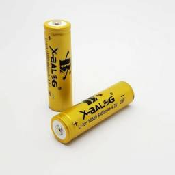 Bateria 18650 (Regarregavel)