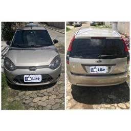 Fiesta Hatch Completo 1.6 - 2011