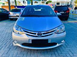 Toyota etios xls 1.5 2016 novíssimo - 2016