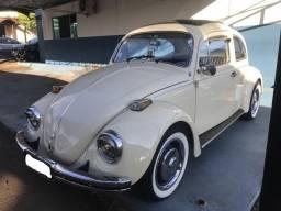 Vw - Volkswagen Fusca 1500 73/73 (placa preta)