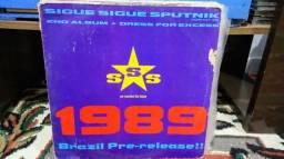 Lp Sigue Sigue Sputnik - Dress For Excess