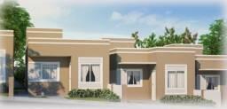 Oferta casa 2 e 3q com documentação gratis e entrada 60x confira