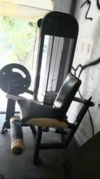 Cadeira flexora,excelente para academias e residências,zap