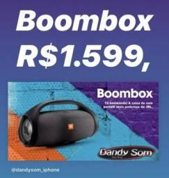 Jbl Boombox Original nova lacrada