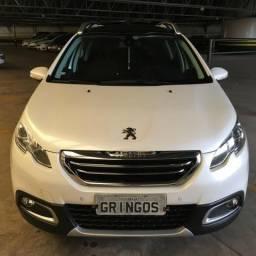 Peugeot 2008 Griffe Automático Flex - 2017