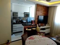 Apartamento à venda com 2 dormitórios em Jd manoel penna, Ribeirao preto cod:60476