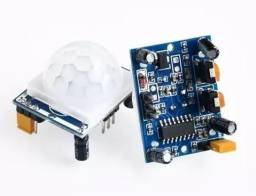 Título do anúncio: COD-AM67 Pir Sensor De Presença Infravermelho Hc-sr501 Arduino Robotica Automação