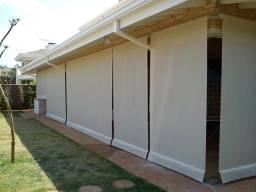 Toldos cobertura e cortinas