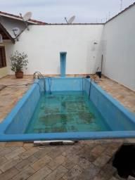 Reforma e pinturas em piscinas de fibras