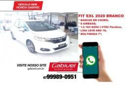 FIT 2020/2020 1.5 EXL 16V FLEX 4P AUTOMÁTICO