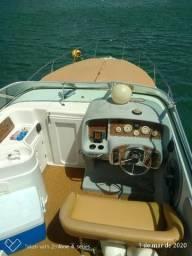 Lancha HD 26 pés cabinada comprar usado  Florianópolis