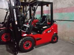 Empilhadeira Hangcha Nova Diesel 2,5 Ton