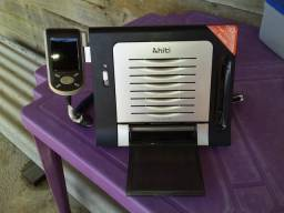 Usado, Impressora de foto hiti de foto 3x4 e 10x15 R$ 500,00 comprar usado  Macapá