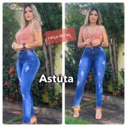 Jeans novos na  promoção