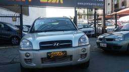 Hyundai tucson gls 2.0 automática,segunda dona baixa km,impecável