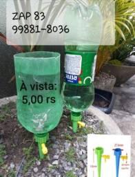 Sistema irrigação por gotejamento