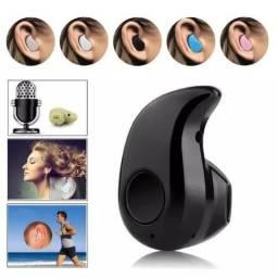 Fone De Ouvido Ponto Eletrônico Um Lado Original Bluetooth