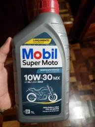 Óleo Semi sintético Mobil 10W30