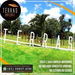 Terras Horizonte no Ceará Lote de frente a Troller !(