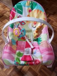 Cadeira Descanso Balanço Fisher Price com vibração