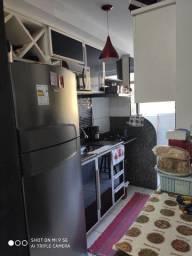 Apartamento semi mobiliado, no Valqueire