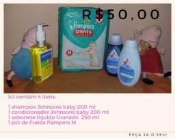 Qualquer Kits Infantil Novinho 2021/2022 Por R$50,00