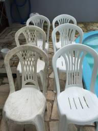 6 cadeiras - Desapegando