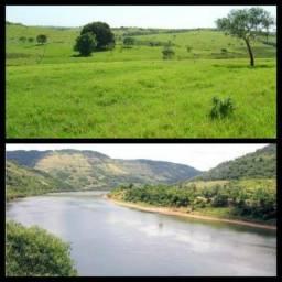 Fazenda muita água corrente terra plantio ótima pra criação gado com pastagem,lagoa,rio