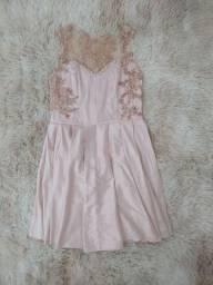 Vestido Mila Rosa