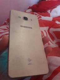 J3 PRÓ, nao consigo sair da tela Samsung account, troco por um celular inferior