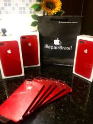 IPhone 7 plus 256gb/ Red / Promoçao