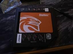 Caddy (Gaveta) para notebook 9.5mm e também 12.7mm