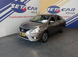VERSA 2018/2018 1.6 16V FLEXSTART UNIQUE 4P XTRONIC