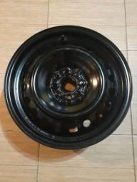 Roda de ferro aro16 original da Fiat